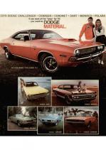 1970 Dodge Full Line
