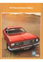 1971 Plymouth Duster-Valiant V2