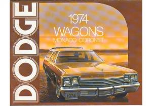 1974 Dodge Wagons