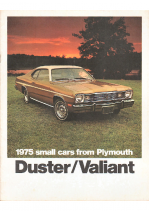 1975 Plymouth Duster and Valiant