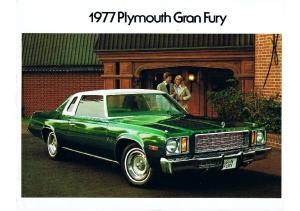 1977 Plymouth Gran Fury