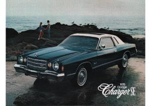 1978 Dodge Charger SE