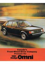 1981 Dodge Omni (Cdn)