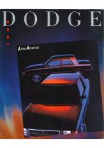 1989 Dodge Aries America