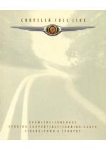 1998 Chrysler Full Line