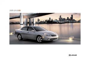 2005 Lexus ES