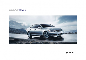 2008 Lexus GS Hybrid
