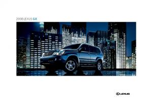 2008 Lexus GX