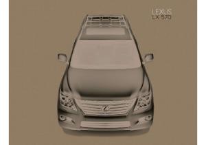 2008 Lexus LX