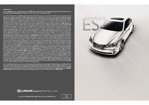 2012 Lexus ES V2