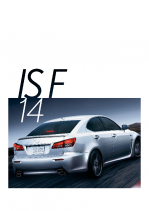 2014 Lexus ISF