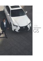 2016 Lexus GS