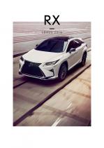 2018 Lexus RX V1