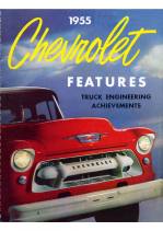 1955 Chevrolet Truck Engineering Features