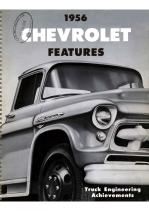 1956 Chevrolet Truck Engineering Features