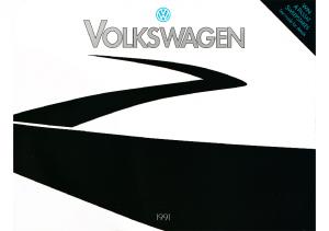 1991 VW Full Line