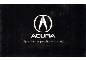 1996 Acura Full Line