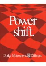 2000 Dodge Power Shift