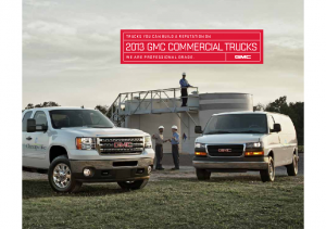 2013 GMC Commercial