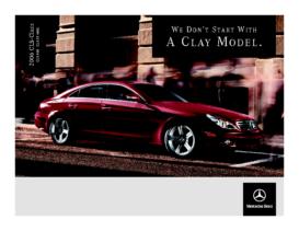2006 Mercedes Benz CLS-Class