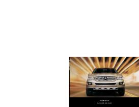 2007 Mercedes Benz M-Class