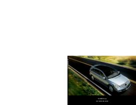 2007 Mercedes Benz R-Class