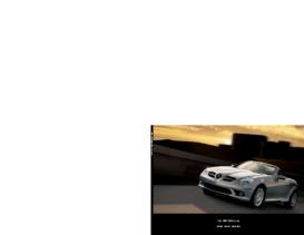 2007 Mercedes Benz SLK-Class