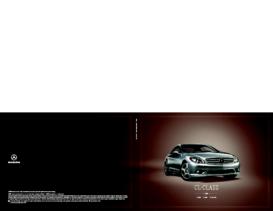 2008 Mercedes Benz CL-Class