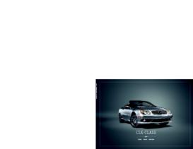 2008 Mercedes Benz CLK-Class