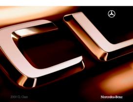 2009 Mercedes Benz CL-Class