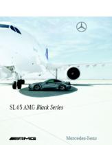 2009 Mercedes Benz SL-Class AMG Black Series