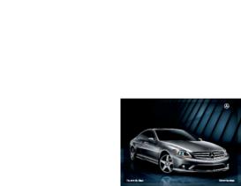 2010 Mercedes Benz CL-Class