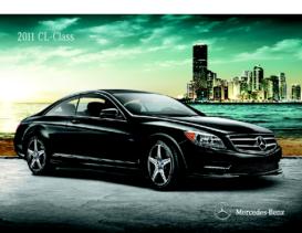 2011 Mercedes Benz CL-Class