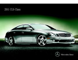 2011 Mercedes Benz CLS-Class
