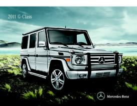 2011 Mercedes Benz G-Class