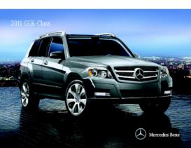2011 Mercedes Benz GLK-Class