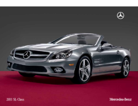 2011 Mercedes Benz SL-Class