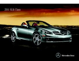 2011 Mercedes Benz SLK-Class