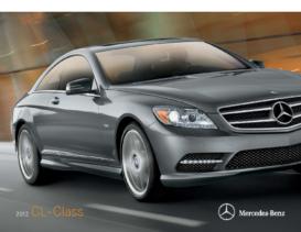 2012 Mercedes Benz CL-Class