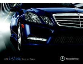 2012 Mercedes Benz E-Class Sedan-Wagon