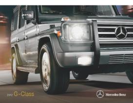 2012 Mercedes Benz G-Class