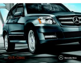 2012 Mercedes Benz GLK-Class