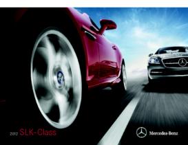 2012 Mercedes Benz SLK-Class