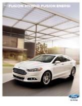 2013 Ford Fusion V2