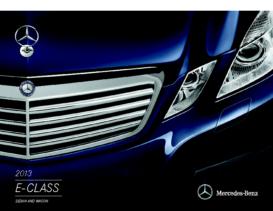 2013 Mercedes Benz E-Class Sedan-Wagon