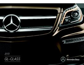 2013 Mercedes Benz GL-Class