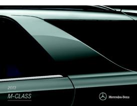 2013 Mercedes Benz M-Class