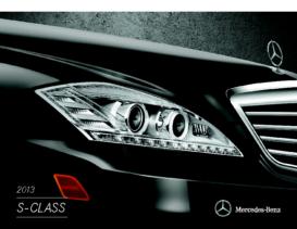 2013 Mercedes Benz S-Class
