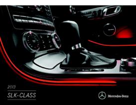 2013 Mercedes Benz SLK-Class