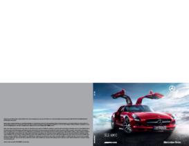 2013 Mercedes Benz SLS AMG